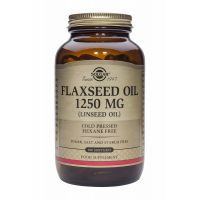 Flaxseed Oil 1250 mg Solgar