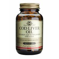 Cod Liver Oil Solgar