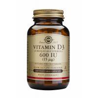 Vitamin D-3 15 µg/600 IU Solgar