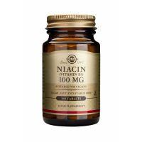 Niacin 100 mg Solgar