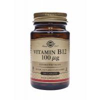Vitamin B-12 100 µg Solgar