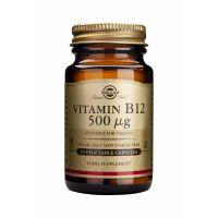 Vitamin B-12 500 µg Solgar