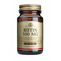 Rutin 500 mg Solgar