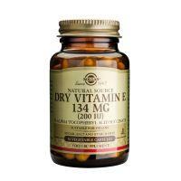 Vitamin E 134 mg/200 IU Dry Solgar