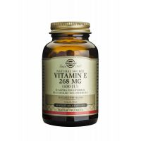 Vitamin E 268 mg/400 IU Vegan Solgar