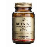 Betaine Hydrochloride with Pepsin Solgar