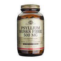Psyllium Husks Fibre 500 mg Solgar