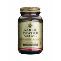 Garlic Powder 500 mg Solgar