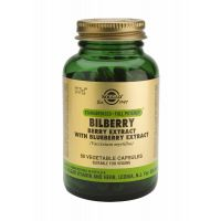 Bilberry Berry Extract Solgar