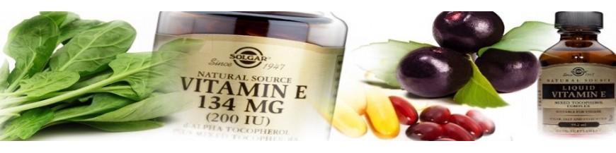 100% Natuurlijke Vitamine E
